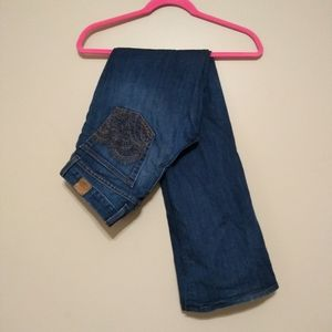 Lucky Jeans Lil Maggie flare jeans size 4/27